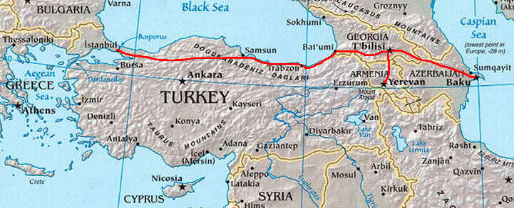 Turkey unveils route for Istanbul canal megaproject | News ...