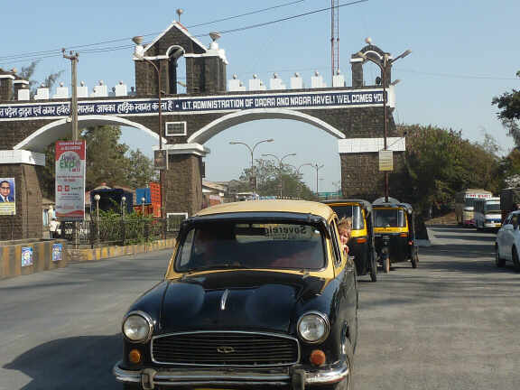 Dadra and Nagar Haveli in the past, History of Dadra and Nagar Haveli