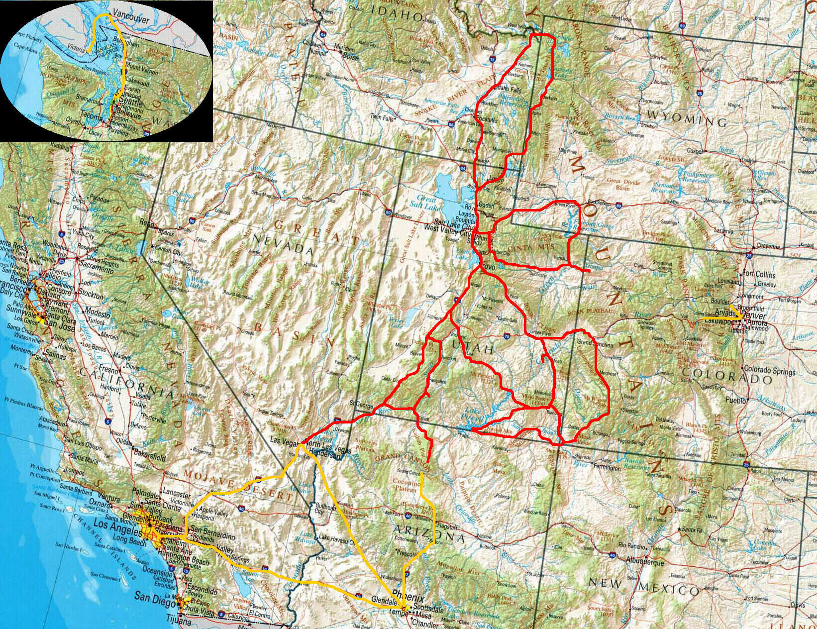 I Draw Maps A Map Of All  US National Parks For The Daily Te Us - Map of us national parks poster